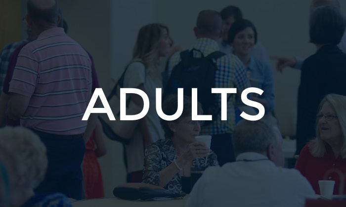 Adults Ministry, Town Creek Baptist Church